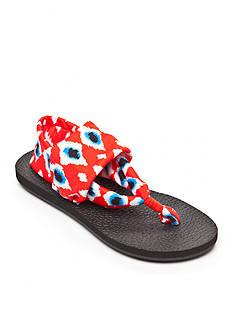 Rampage Rebecky Yoga Mat Sling Sandal
