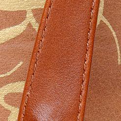Flat Sandals for Women: Cognac Rampage Ricksie Sandal