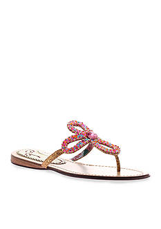 Poetic Licence Hot Crossed Fun Sandal