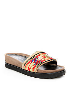 Donald J Pliner Cava Aztec Slide Sandal