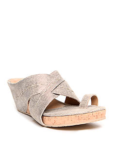 Donald J Pliner Gilana Wedge Slide