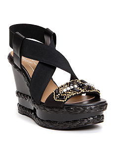 Donald J Pliner Tiki Wedge Sandal