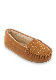 Minnetonka Rhinestone Slippers