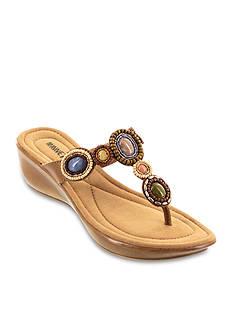 Minnetonka Uptown II Wedge Sandal