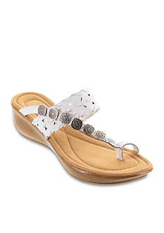 Minnetonka Tampa Wedge Sandal