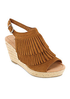 Minnetonka Ashley Wedge Sandal