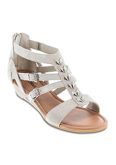 Minnetonka Tropez Wedge Sandal