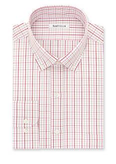 Van Heusen Wrinkle Free Regular-Fit Dress Shirt