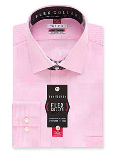 Van Heusen Wrinkle-Free Flex Collar Dress Shirt