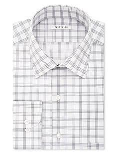 Van Heusen Wrinkle-Free Regular Fit Dress Shirt
