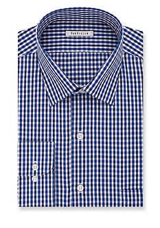 Van Heusen Wrinkle Free Regular Fit Dress Shirt