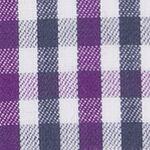 Young Mens Dress Shirts: Spread: Royal Plum Van Heusen Wrinkle Free Regular Fit Dress Shirt