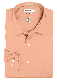 Van Heusen Wrinkle-Free Lux Sateen Dress Shirt
