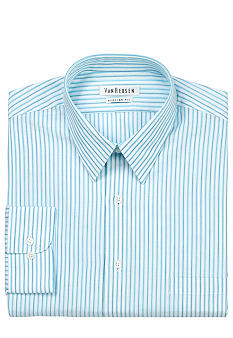 Van Heusen Wrinkle-Free Striped Dress Shirt