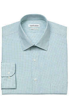 Van Heusen Wrinkle Free Check Dress Shirt