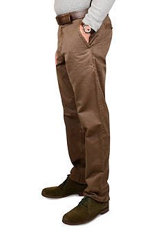 Vintage 1946 Signature Military Twill Trim Fit Pants