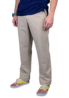 Vintage 1946 Sahara Twill-Trim Fit Pants