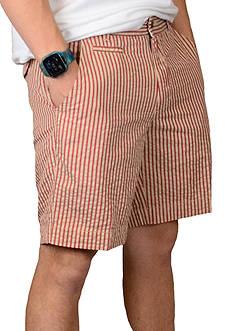 Vintage 1946 Vintage Seersucker Shorts