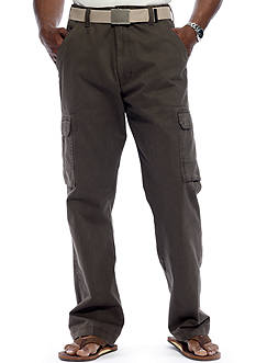 Wrangler Straight Fit Cargo Pants