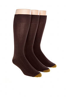 Gold Toe 3-Pack Cambridge Socks
