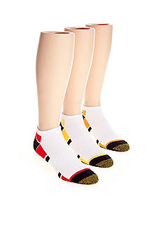 Gold Toe 3-Pack No Show Socks