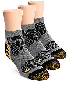Gold Toe 3-Pack G Tec Low Cut Sport Socks