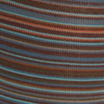 Trends: Potting Gold Toe Frankie Stripe Crew Socks - Single Pair