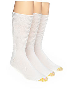 Gold Toe® 3-Pack Fluffie Acrylic Socks