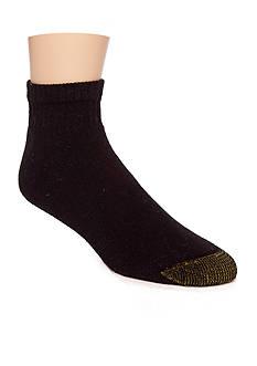 Gold Toe 6-Pack Quarter Athletic Socks