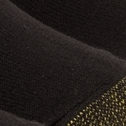 Everyday Essentials: Socks: Black Gold Toe Big & Tall Cotton Crew 6 Pk Athletic Socks