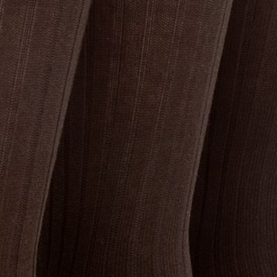 Guys Dress Socks: Brown Gold Toe 3-Pack Canterbury Dress Socks