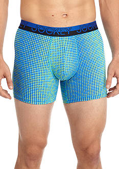 Jockey Sport Micro Mesh Performance Boxer Brief - 2 Pack