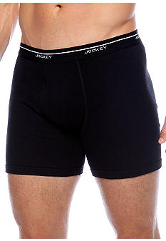 Jockey 3-Pack Low Rise Slim Fit Midway Briefs