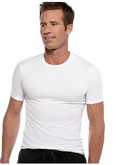 "Jockey® 2-Pack Slim Fit ""Stay Dry"" Crew Neck Tees"