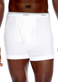 Jockey 4-Pack Boxer Briefs