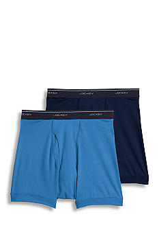 Jockey® Big Man Classic Boxer Brief -2 Pack