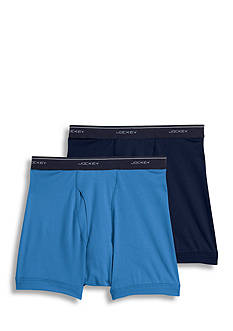 Jockey Big & Tall Classic Boxer Brief -2 Pack