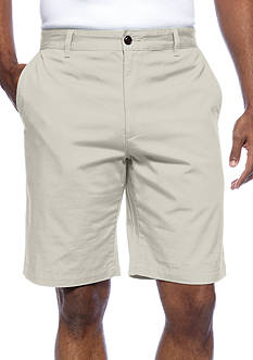 Dockers Flat-Front Shorts