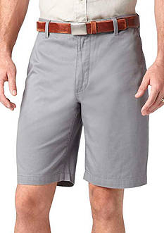 Dockers Flat Front Twill Shorts