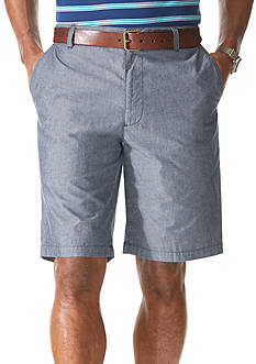 Dockers 10.5-in. Flat-Front Chambray Twill Shorts