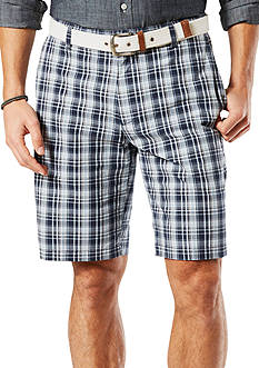 Dockers Perfect Plaid Shorts