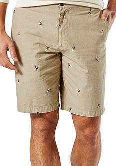 Dockers Perfect Anchor Print Shorts