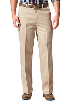 Dockers Classic Fit Flat Front Pants