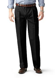 Dockers Comfort Khaki Classic Pleated Pants