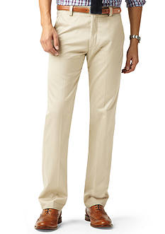 Dockers D1 Slim Fit Signature Khaki Flat Front Pants