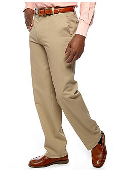 Dockers The Stain Defender Classic Fit Flat Front Pants