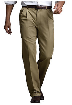 Dockers® Stain Defender Pleat Cuff Pants