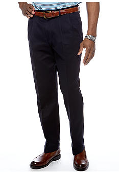 Dockers The Stain Defender Classic Fit Pleated Pants
