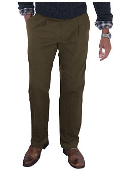Dockers Stain Defender Pleat Cuff Pants