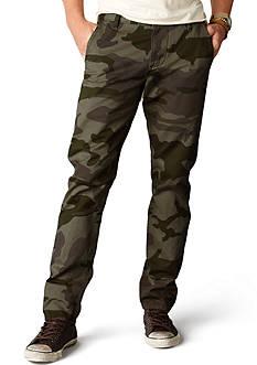 Dockers® Alpha Khaki Slim Fit Flat Front Pants